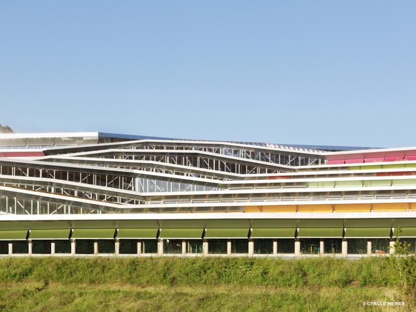 projet architecte lascaux iv